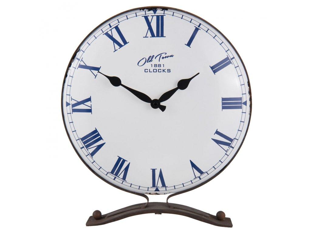 Stolní hodiny - 35*8*41 cm / 1*AA
