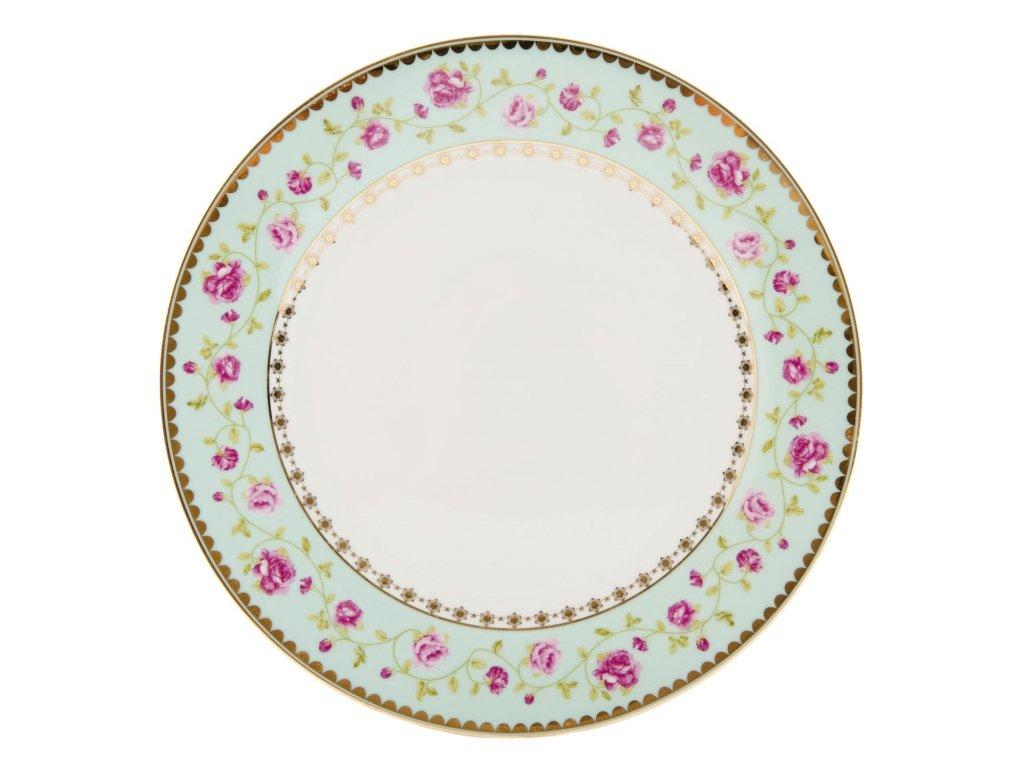 Talíř jídelní Garland of Roses - Ø 26 cm