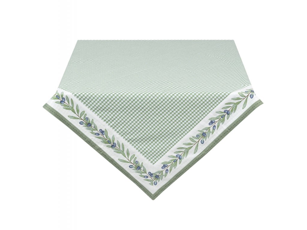 Ubrus Olive Garden  - 150*150 cm