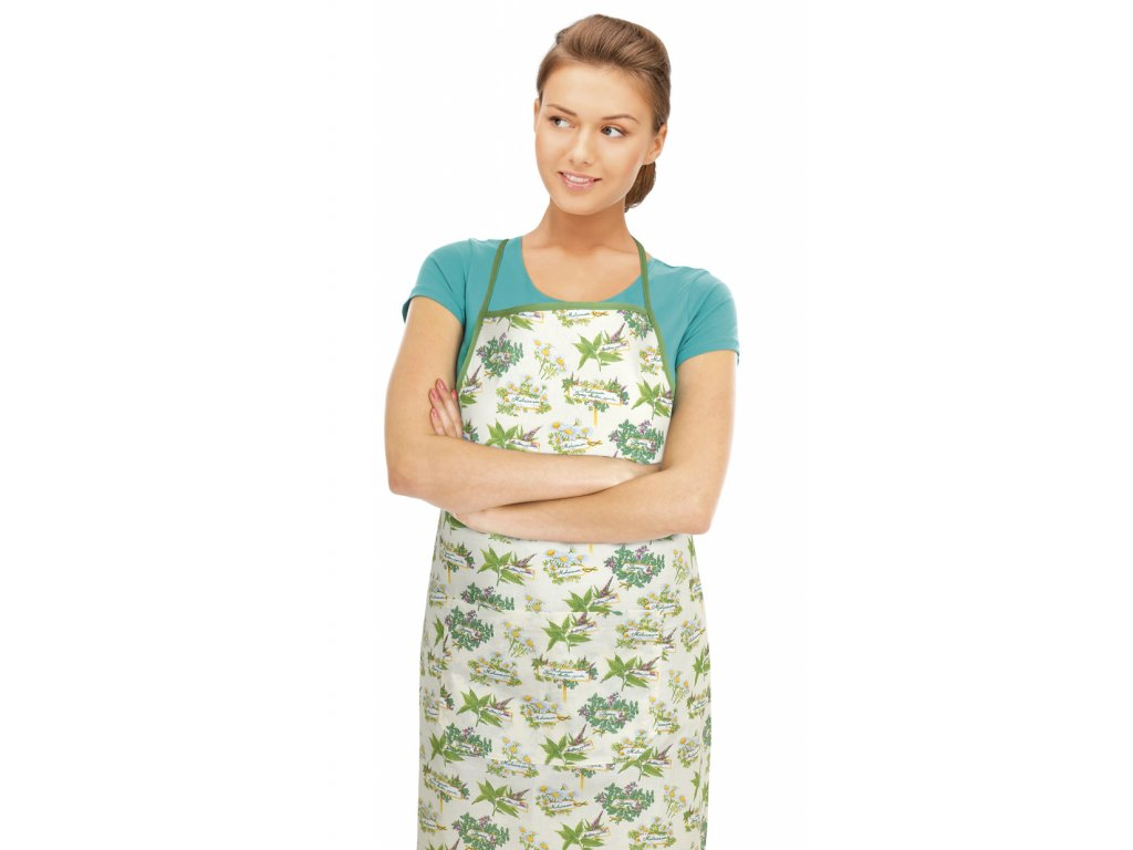 Kuchyňská zástěra GITA