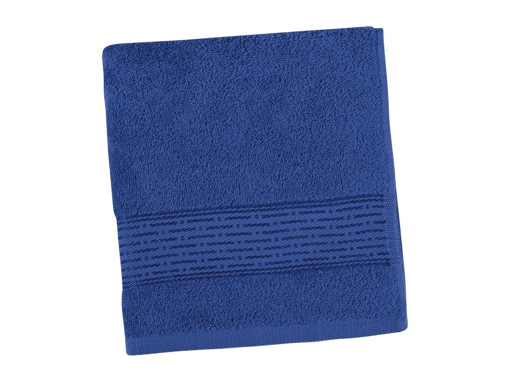 Froté ručník proužek 50x100 cm