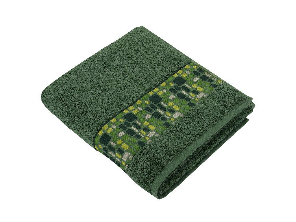 Froté ručník kameny 50x100 cm