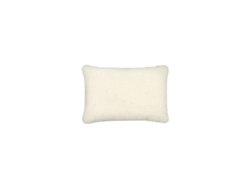 Evropské meríno polštář bílý 450g/m2
