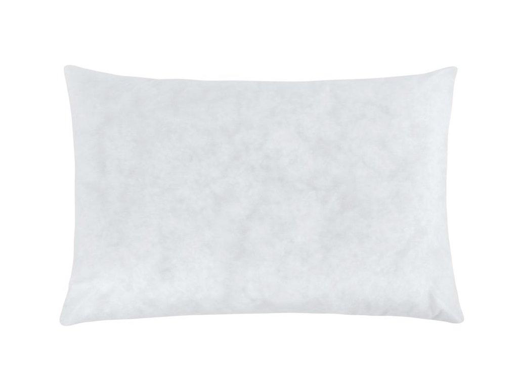 Výplňkový polštář s netkanou textílií