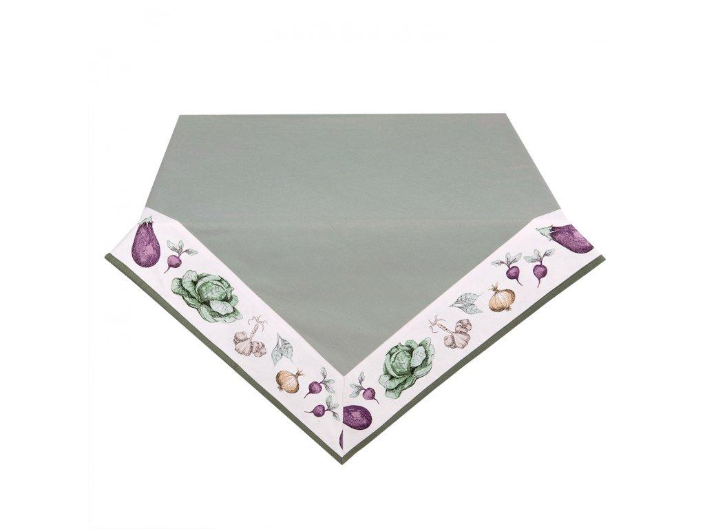 Ubrus The Kitchen Garden - 100*100 cm