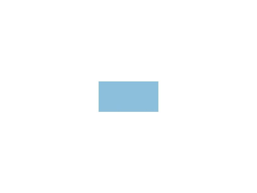 svetle modre prosteradlo z bavlny 0