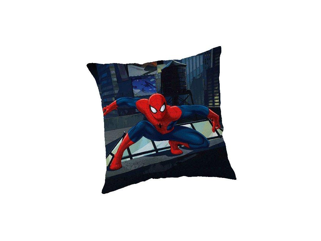 Polštářek Spiderman 40x40cm