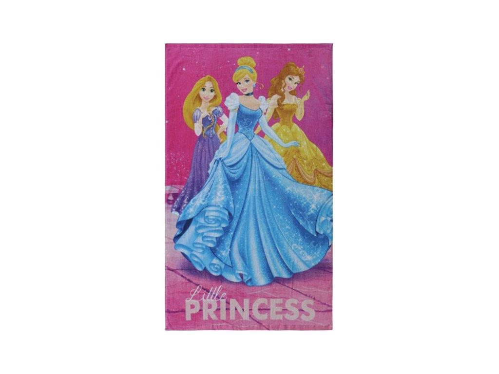 Osuška Princess Dream big 70x120cm