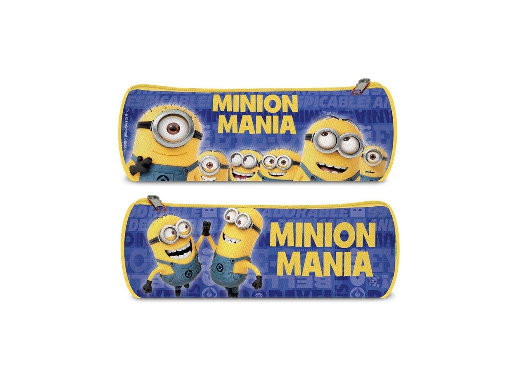 Kulatý penál Mimoni Mania