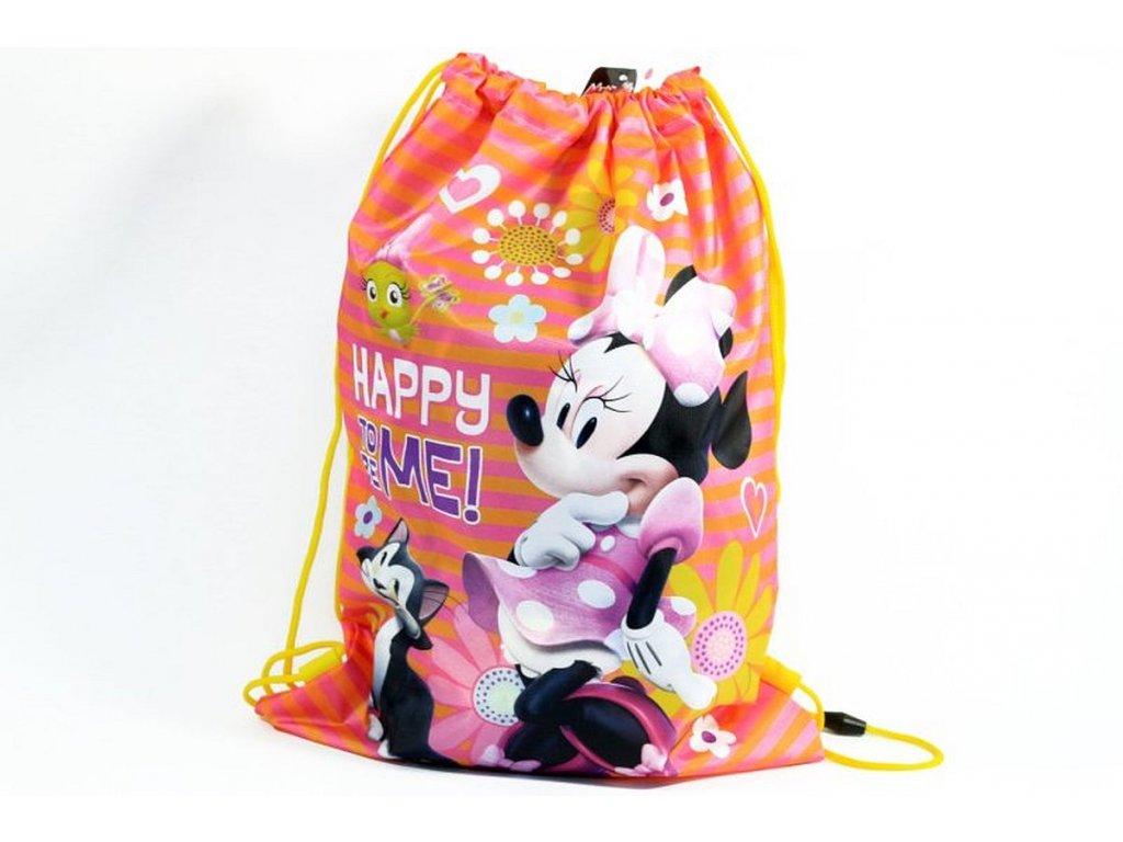 Taška na tělocvik a přezůvky Minnie Happy