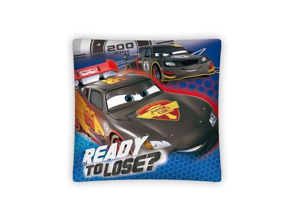 Povlak na polštářek Cars 3 micro 40/40