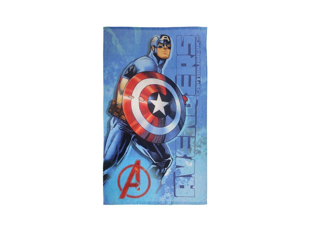 Osuška Avengers Force 70x120 cm