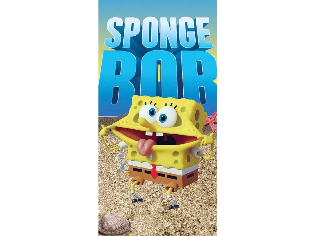 Osuška SpongeBob 70x140 cm