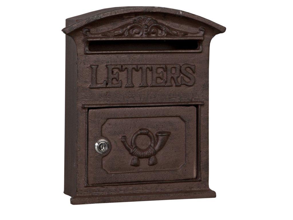 Poštovní schránka - 27x9 x39cm