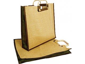 Jutová taška