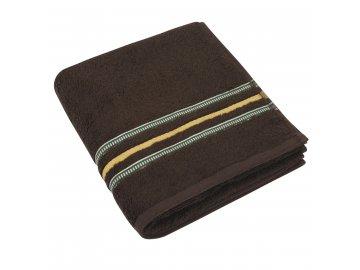 Froté ručníky kolekce zelená 50x100 cm