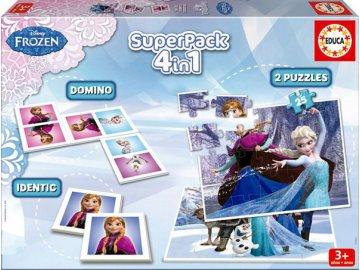 Soubor her Ledové Království