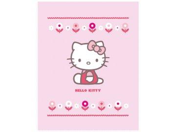 Fleece deka Hello Kitty Caroline 110/140