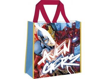 Dětská nákupní taška Avengers Kapitan Amerika 38 cm