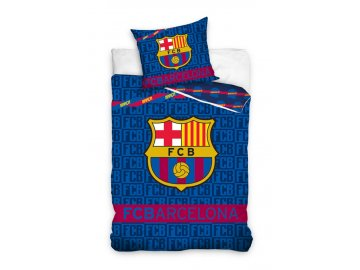 Povlečení Barcelona nápisy 140/200