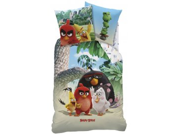 Povlečení Angry Birds ve filmu Palm Beach 140/200 cm