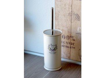 """Kartáč na toaletu """"Levandule 1""""-pr.11*24 cm Clayre eef"""