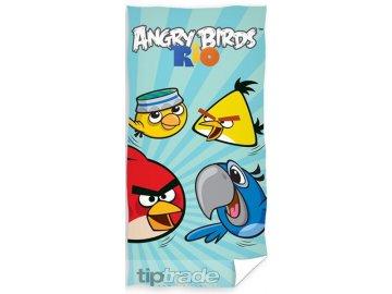 detska osuska angry birds rio blue 0