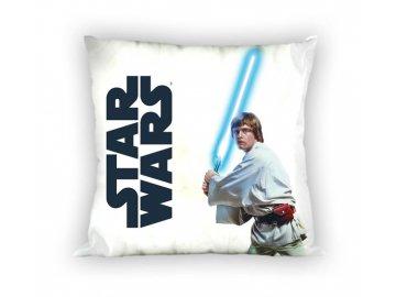 Povlak na polštářek Star Wars Luke Skywalker 40x40 cm
