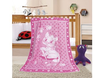 NELA dětská deka 140x100 cm