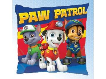 Povlak na polštářek Paw Patrol micro 40x40 cm