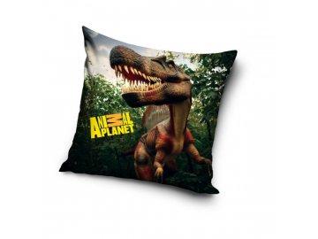Povlak na polštářek Animal Planet Dinosaurus micro 40x40 cm