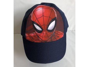 EUROSWAN Kšiltovka Spiderman vel.54  Polyester