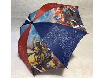 Deštník s LED osvětlením Transformers