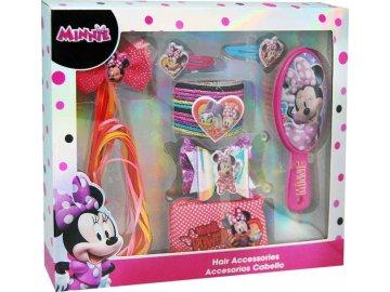 Doplňky do vlasů v dárkové krabičce Minnie