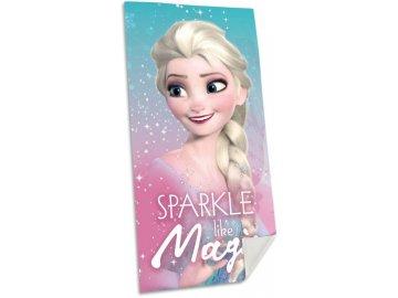 Osuška Ledové Království Elsa Magic 70/140