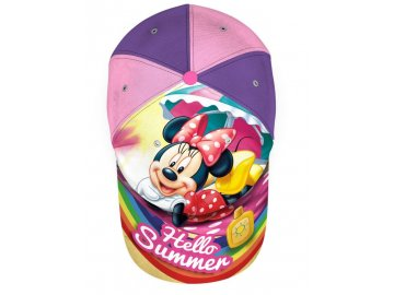 Kšiltovka Minnie Summer vel. 54