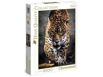 Puzzle Chůze jaguára 1000 dílků