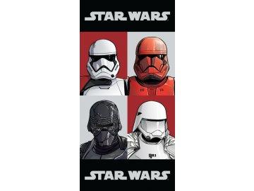 Osuška Star Wars 9 Check 70/140