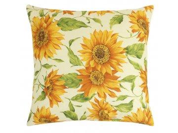 Povláček GITA - květ slunečnice