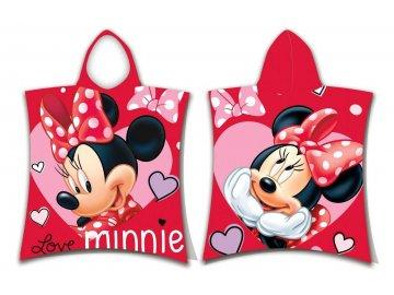 Pončo Minnie Love 50/115
