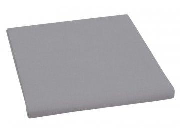 Plátěné prostěradlo plachta 150x230 cm - šedá