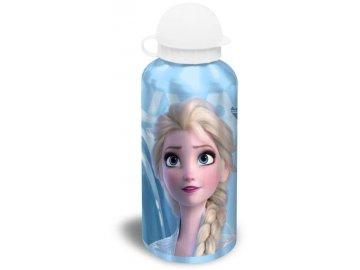 EUROSWAN ALU láhev Ledové Království 2 modrá Hliník, Plast, 500 ml