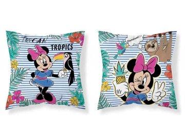 Povlak na polštářek Minnie paradise micro 40x40 cm