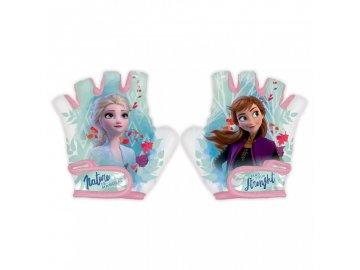 SEVEN Cyklo rukavice na kolo Ledové Království  70% polyester, 30% elastan, 2