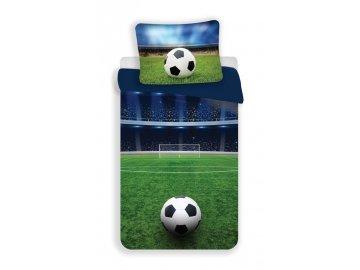 UNIVERSAL DESIGN 3D Povlečení Fotbal dream micro Polyester - mikrovlákno, 140/200, 70/90 cm