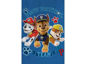 Fleece deka Paw Patrol PP268 Polyester, 100x150 cm