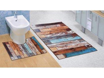 3D tisk  sada - dřevěná podlaha