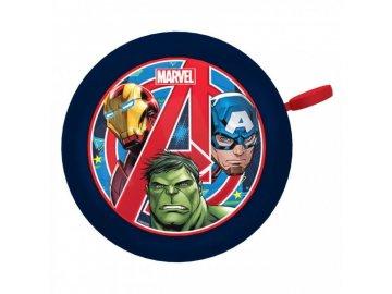 Zvonek na kolo Avengers