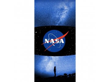 Osuška NASA obloha  Bavlna - Froté, 70x140 cm