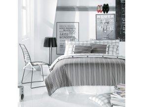 Sada francouzského povlečení - Damašek Issimo Home Luxus GRAND + DÁREK